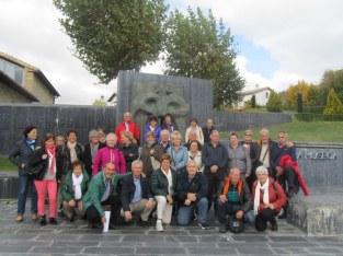 Grupo del Museo Oteiza 21-10-2015
