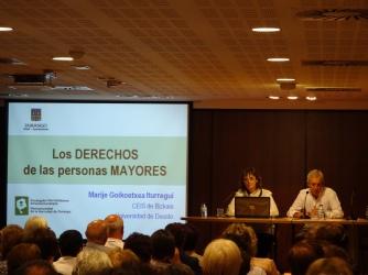 """""""Los Derechos de las Personas Mayores"""""""