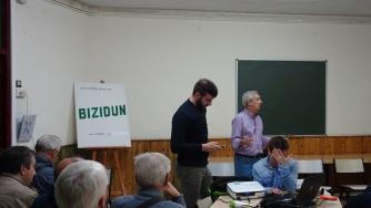 Presentación de la conferencia